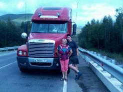 Водитель грузового автомобиля. Средне-специальное образование, опыт работы 12 лет