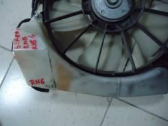 Вентилятор охлаждения радиатора. Honda Stream, RN6