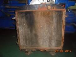 Радиатор охлаждения двигателя. ГАЗ 66