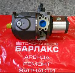 Насос Rexroth A10V028DFR/31R-PPA12K01 + Charge Pump №1. KCP