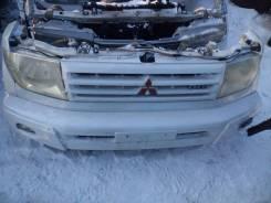 Ноускат. Mitsubishi Pajero iO, H67W Двигатель 4G94