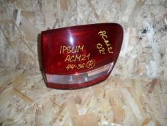 Стоп-сигнал. Toyota Ipsum, ACM21, ACM21W Двигатель 2AZFE