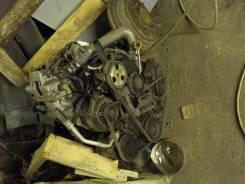 Двигатель в сборе. Subaru Pleo, RA2, RA1