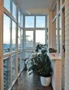 Утепление остекления балконов, лоджий, фасадов.