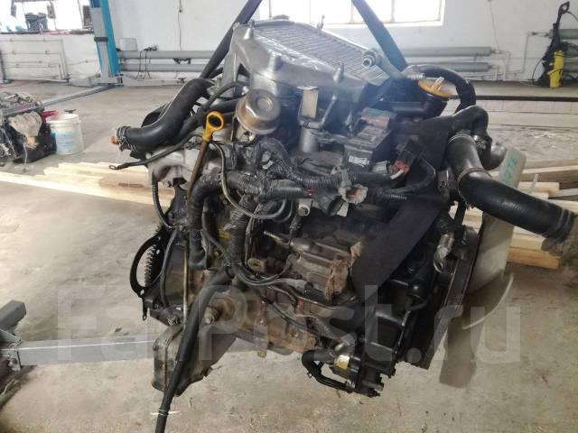 Двигатель в сборе. Nissan Mistral, KR20, R20 Двигатель TD27TI