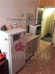 Гостинка, переулок Днепровский 4. Столетие, агентство, 18 кв.м. Кухня
