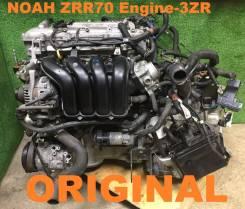 Двигатель в сборе. Toyota Noah, ZRR70, ZRR75, ZRR70G, ZRR70W Toyota Voxy, ZRR70, ZRR75 Двигатель 3ZRFE