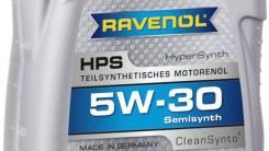 Ravenol HPS. Вязкость 5W-30, полусинтетическое