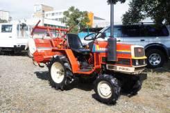 Yanmar. Трактор 4WD + фреза + плуг. Возможен Обмен., 13 л.с.