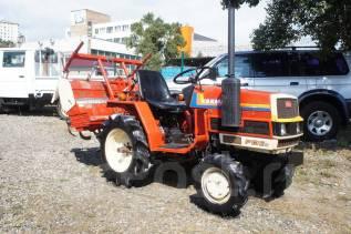 Yanmar. Трактор 4WD + фреза. Возможен Обмен.