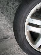 Bridgestone Dueler H/P Sport. Летние, 2008 год, износ: 70%, 2 шт