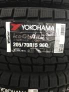 Yokohama Geolandar I/T. Зимние, без шипов, 2017 год, без износа, 4 шт. Под заказ