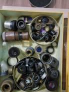 Продам окуляры к телескопу и много всякой мелочи