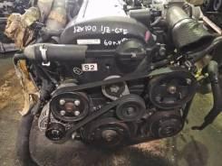Двигатель в сборе. Toyota Mark II, JZX100 Двигатель 1JZGTE