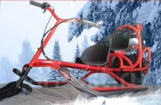 Snow scooter Marlin, 2017. исправен, без птс, без пробега. Под заказ