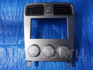 Блок управления климат-контролем. Subaru Forester, SG5, SG, SG9 Двигатели: EJ203, EJ205, EJ20, EJ201, EJ202, EJ204, EJ25, EJ255