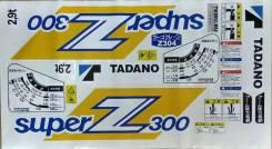 Наклейка. Tadano. Под заказ