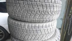 Bridgestone. Зимние, без шипов, 2008 год, износ: 10%, 2 шт