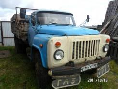 ГАЗ 53. , 4 200 куб. см., 4 000 кг.