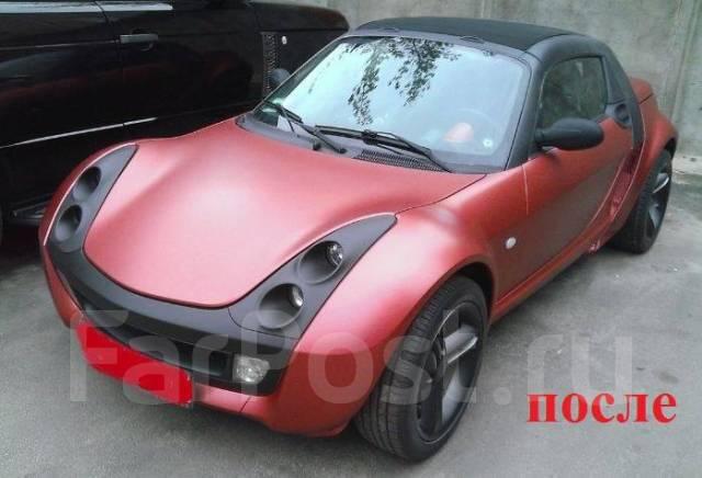 Покраска автомобиля полимерным композитом - Тюнинг-услуги в Уссурийске 61c5a18b6e7
