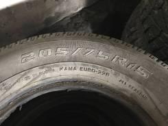 Кама-Euro-228. Всесезонные, 2016 год, износ: 10%, 4 шт