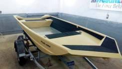 Fusojet Fish-480. Год: 2017 год, длина 4,80м., двигатель без двигателя, 40,00л.с., бензин