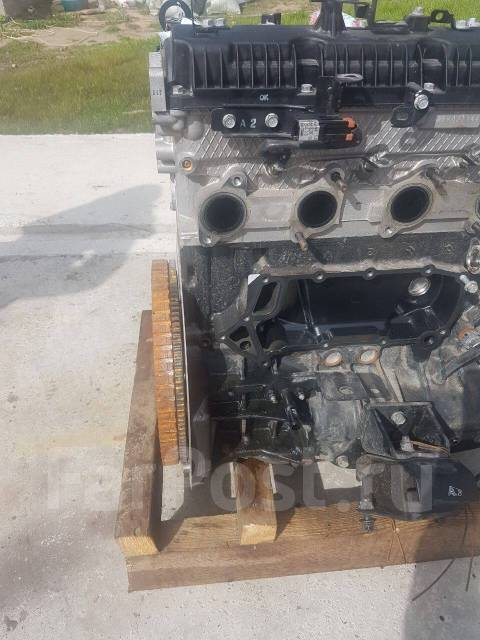 Двигатель в сборе. Hyundai Porter Hyundai Starex Kia Bongo Двигатель D4CB