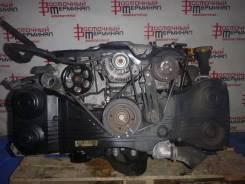 Двигатель в сборе. Subaru Legacy, BP5, BL5 Двигатель EJ20