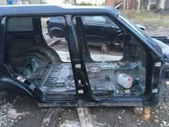 Порог пластиковый. Land Rover Discovery