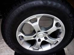 Продам автомобильные покрышки на литых дисках. x45 5x114.30