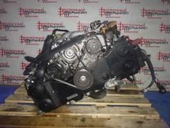 Двигатель в сборе. Subaru Impreza, GH3, GH2, GE3, GE2 Двигатель EL15
