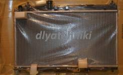 Радиатор охлаждения двигателя. Honda Fit Aria, LA-GD7, LA-GD8, DBA-GD6, LA-GD6, LA-GD9, DBA-GD7, DBA-GD8, DBA-GD9 Двигатель L15A