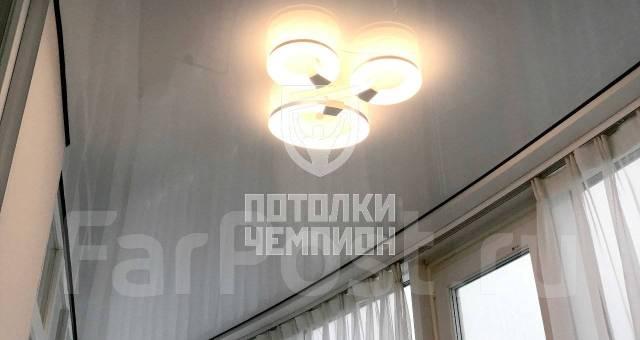 Натяжные потолки от 100 руб/м2. Гарантия 15 лет!