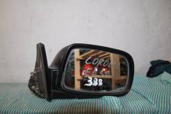 Зеркало заднего вида боковое. Toyota Corsa, EL51 Toyota Tercel, EL51 Toyota Corolla, 10 Toyota Corolla II, EL51
