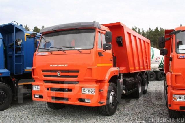 Камаз 6520. Самосвал Камаз-6520, 11 760 куб. см., 19 000 кг.