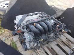 Двигатель в сборе. Toyota Wish, ZNE10, ZNE10G Двигатель 1ZZFE