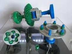 3D печать. Услуги изготовления пластиковых изделий