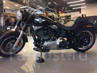 Harley-Davidson Fat Boy Lo FLSTFB. 1 690 куб. см., исправен, птс, без пробега