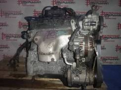 Двигатель в сборе. Honda Odyssey, RA7, RA6 Двигатель F23A