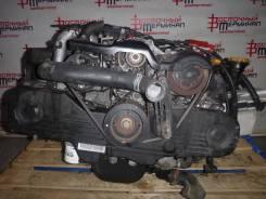 Двигатель в сборе. Subaru Impreza, GD3, GD2, GG3, GG2 Двигатели: EJ152, EJ15