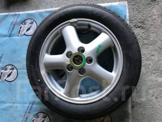 Запасное колесо tourer R16 Toyota x100. 6.5x16 5x114.30 ET50