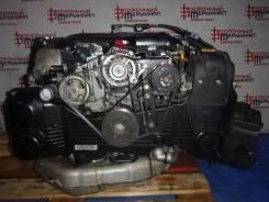 Двигатель в сборе. Subaru Legacy, BP5, BL5 Двигатель EJ20Y