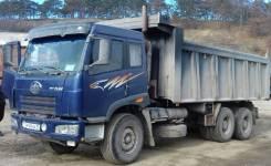 FAW CA4252P21K2T1A. Самосвал FAW, ТОРГ., 2011г., г/п 30тн., V=22м3, спальн, конд., 8 600 куб. см., 32 000 кг.