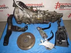 Механическая коробка переключения передач. Subaru Legacy, BH5, BE5 Subaru Impreza, GG9, GD9 Двигатель EJ20