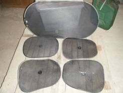 Комплект защиты от солнечных лучей для небольшого авто