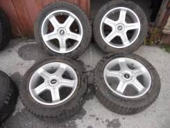 ASA Wheels. 7.0x16, 5x100.00, 5x114.30, ET48, ЦО 70,0мм.