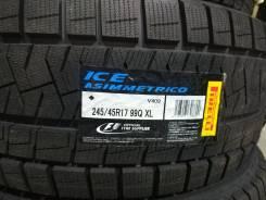 Pirelli Ice Asimmetrico. Зимние, без шипов, 2016 год, без износа, 4 шт