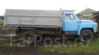 ГАЗ 53. Продам самосвал, 3 000 куб. см., 3 500 кг.