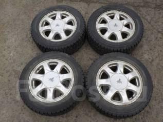 Оригинальные колёса Toyota Soarer 30 с зимней резиной 225/55/16. 7.0x16 5x114.30 ET50