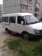 ГАЗ Газель Пассажирская. Продаётся ГАЗ 32213 пассажирская, 2 500 куб. см., 13 мест